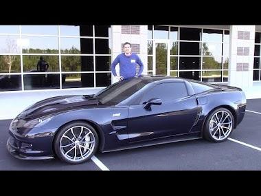 В самом ли деле Corvette ZR1 стоит 100 000$