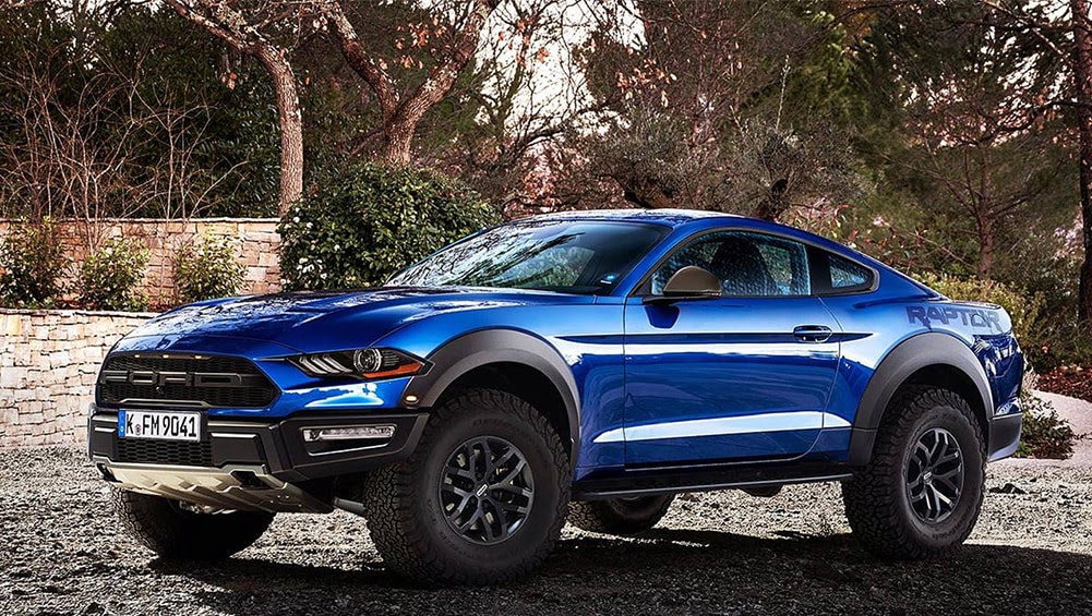What If Ford Took The Mustang Off Road Racing Carsguide Oversteer