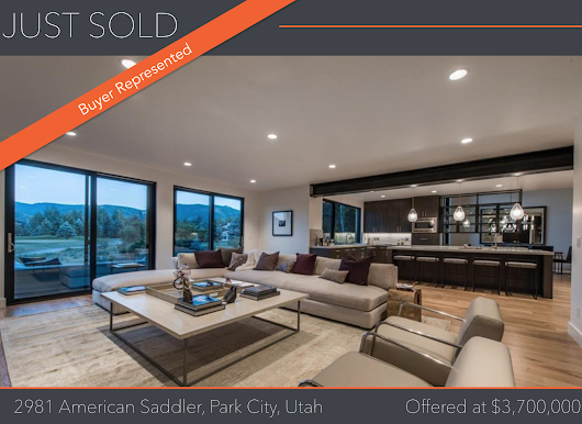JUST SOLD | Contemporary Park Meadows Home with Endless Views