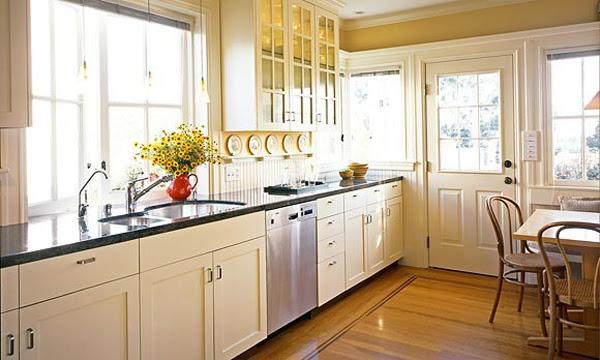 Quick Kitchen Makeover Ideas | InteriorHolic.