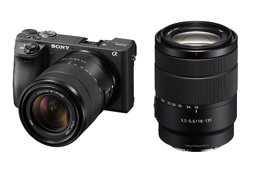New Sony Sony E 18-135mm OSS Lens | Is This The Start Of The Next Wave Of Sony APS -C Lenses?