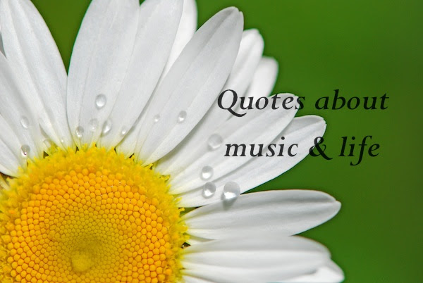 Uplifting Quotes About Music And Life New Age Singer Marcomé