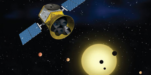 Get ready for a flood of new exoplanets: TESS has already spotted two