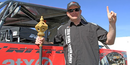 Chat with 2014 King of the Hammers Winner Loren Healy