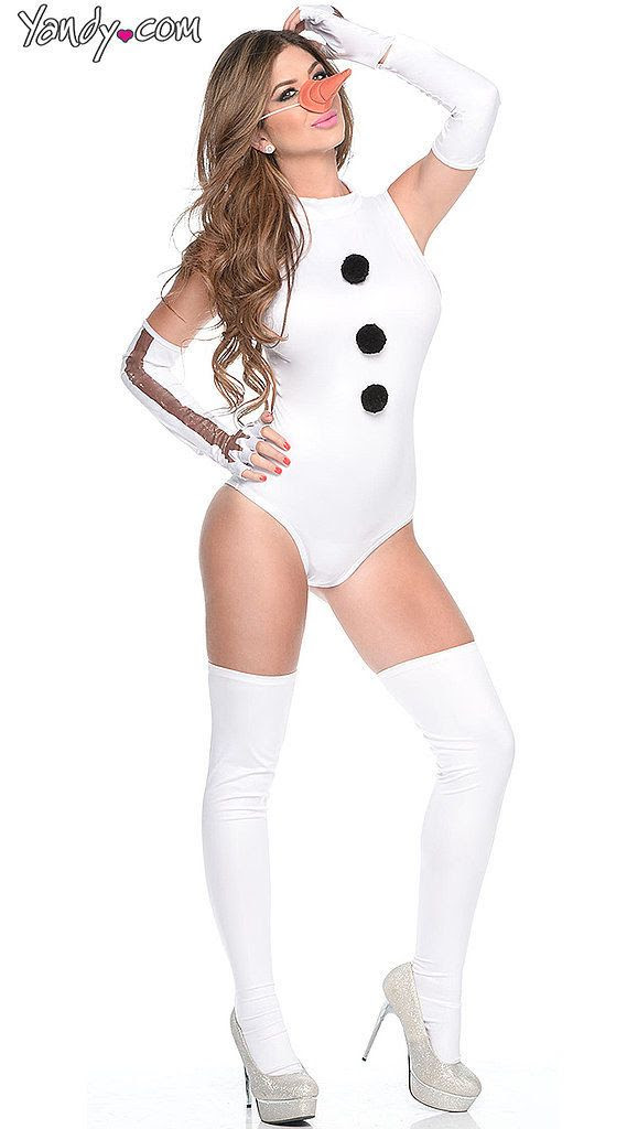Be Sexy Olaf For Halloween – No, Really