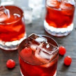 Cherry Whiskey Smash Cocktails | How Sweet It Is