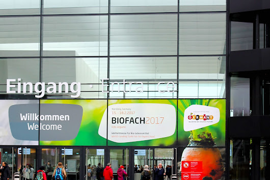 BioFach 2017 - die Highlights - Food Fibel