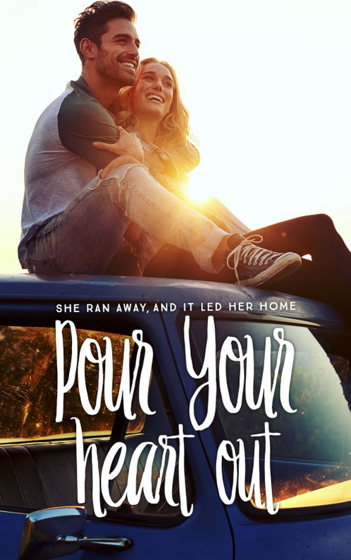 ~*♥Blog Tour with Review♥*~ Pour Your Heart Out by Zoe Lee