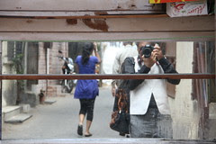 The Street Photographer by firoze shakir photographerno1