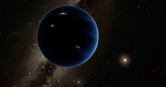 Ninth Planet May Exist in Solar System Beyond Pluto, Scientists Report - The New York Times