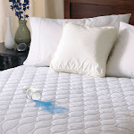 Sunbeam Waterproof Heated Mattress Pad; Queen, White