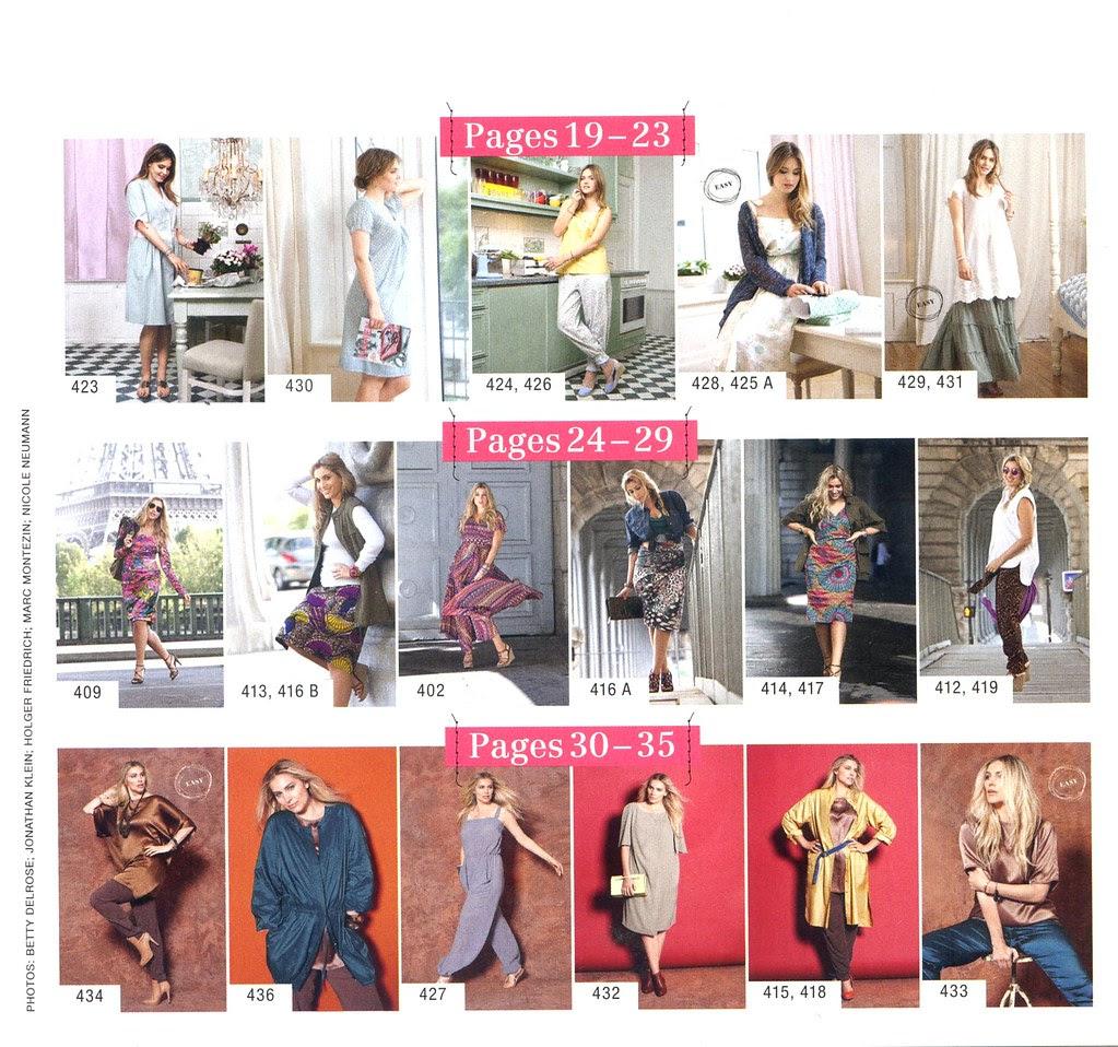 03 - BurdaStyle - PLUS Magazine Spring-Summer 2013