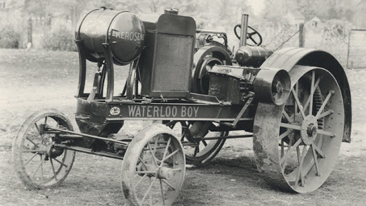 100 Years of John Deere Tractors: Remembering the Waterloo Boy