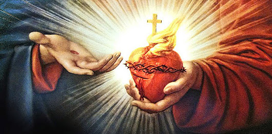 When In Difficulties - Prayer To The Sacred Heart of Jesus | Saint Therese