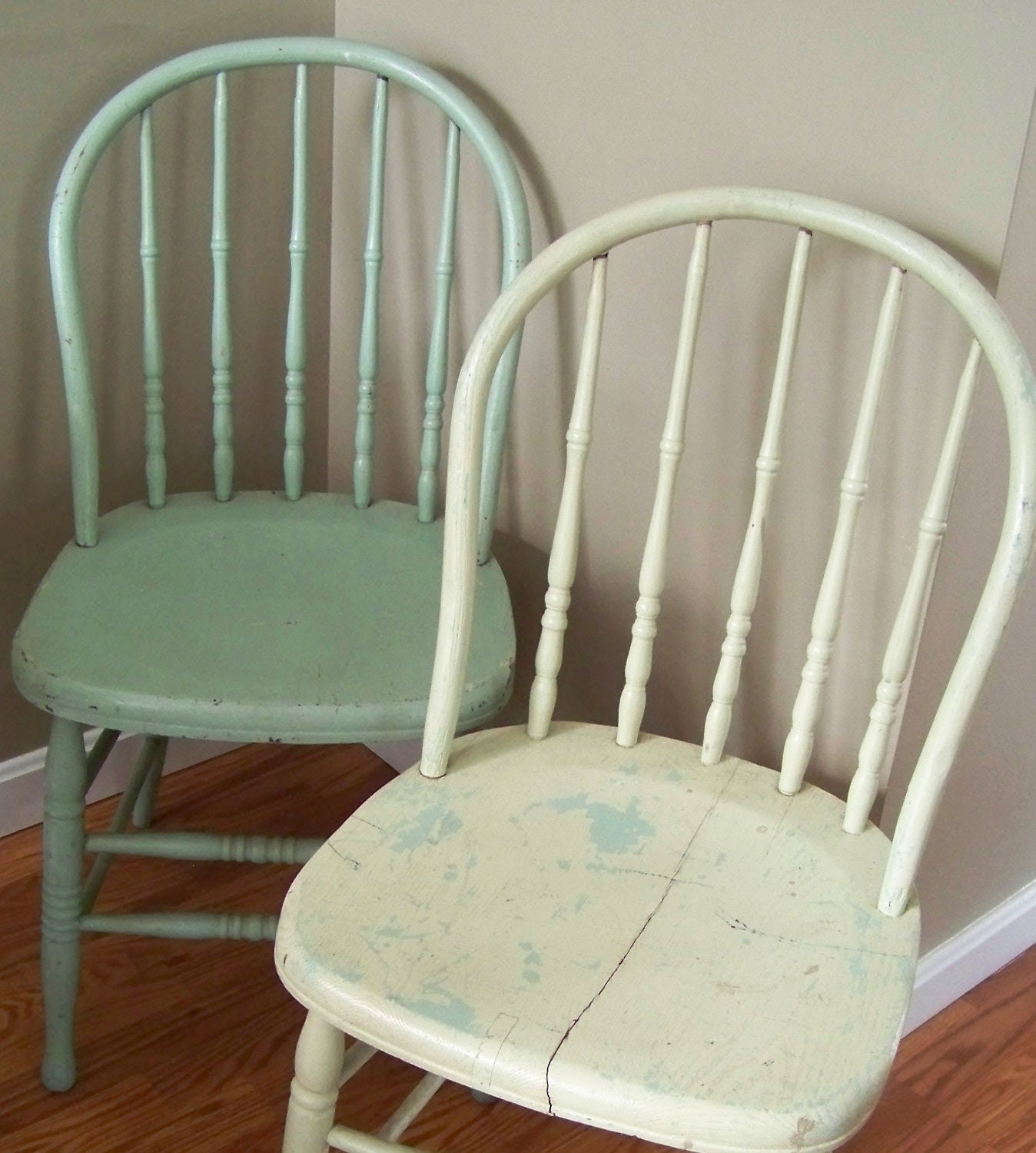 Reserved Vintage Wooden Bentwood Chairs in by HopeisHipofMaine