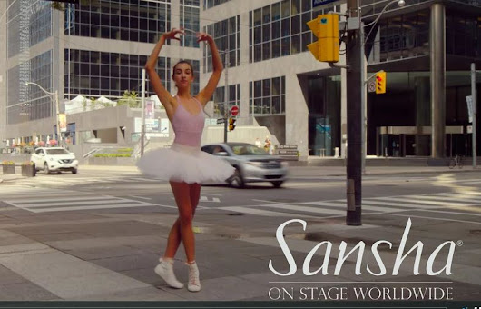 "Dancewear Ad Filmed In Toronto Tackles Meaning of ""girlie"""