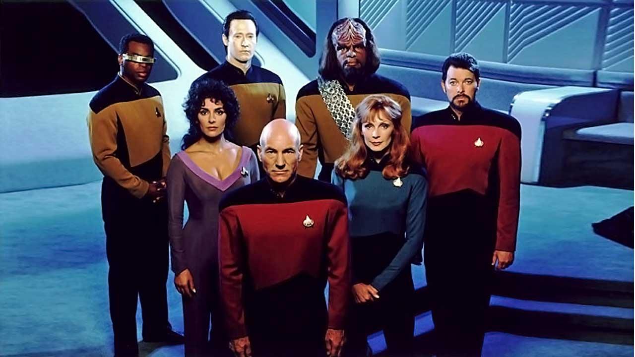 Star Trek Captain Wallpaper