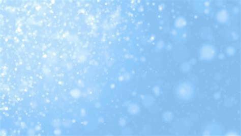 Christmas, Wedding And Celebration Loop. Defocused Snow Or