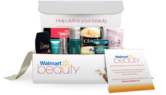 Deal Shopping Mama: Walmart Beauty Box Samples $5.00 Shipped!