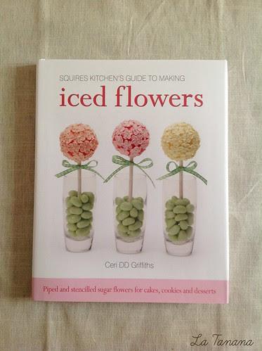 Libro Iced Flowers