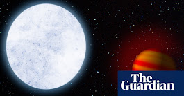 Hottest of 'ultra-hot' planets is so hot its air contains vaporised metal | Science | The Guardian