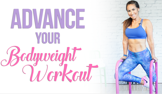 Advance Your Bodyweight Workout – video