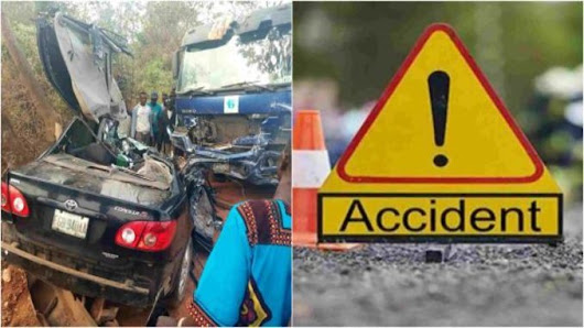 how 3 people lost their lives in Ondo fatal accident (photos) — Newsflashngr
