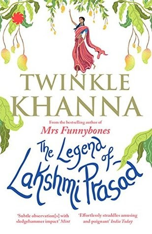 BOOK LAUNCH OF THE LEGEND OF LAKSHMI PRASAD BY TWINKLE KHANNA