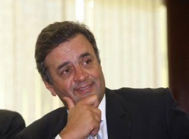 TJ-MG nega recurso de Aécio Neves em ação por desvio de R$ 4,3 bilhões da saúde