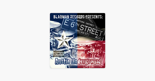 Austin Underground by Various Artists
