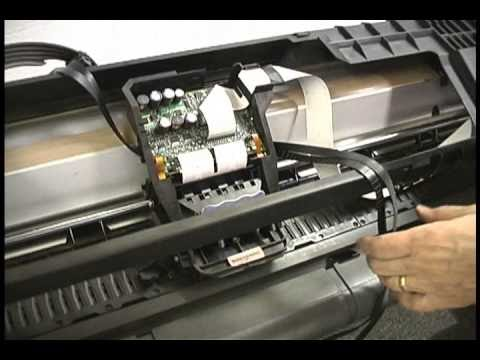 How To Replace Belt On Hp Designjet 500