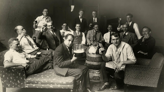 Detroit Returns To Its Prohibition-Era Whiskeytown Roots, And Finds New Life