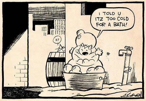 Laugh-Out-Loud Cats #2468 by Ape Lad
