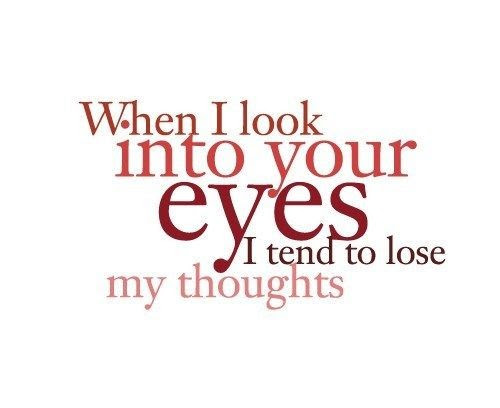 Look Into My Eyes Quote Quote Number 688857 Picture Quotes