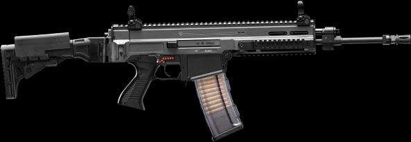 Czech BREN A1 assault rifle