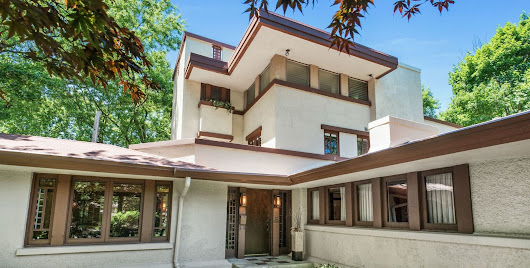 5 Frank Lloyd Wright Houses You Can Buy Right Now