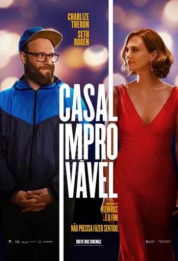 Casal Improvável : Poster