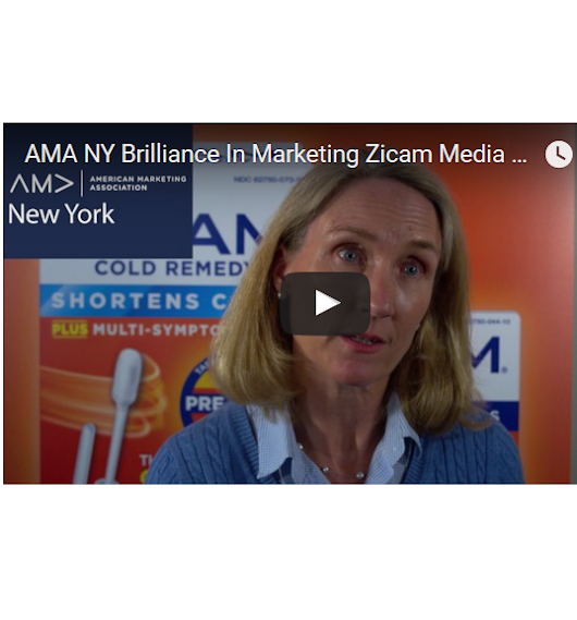 Brilliance In Marketing: Zicam Media Buying Innovation