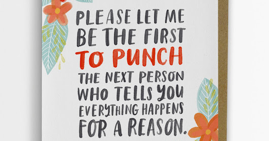 Cancer Survivor Creates Empathy Cards For People With Serious Illnesses