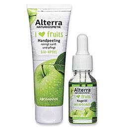 "Alterra ""I love fruits"" Bio-Apfel"