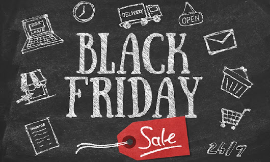 List of 100+ Stores With Black Friday & Cyber Monday Sales | Frugal Buzz
