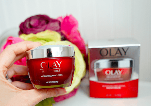 An Anti-Aging, Moisturizing, Plumping Powerhouse! Olay Micro-Sculpting Cream - Comeback Momma