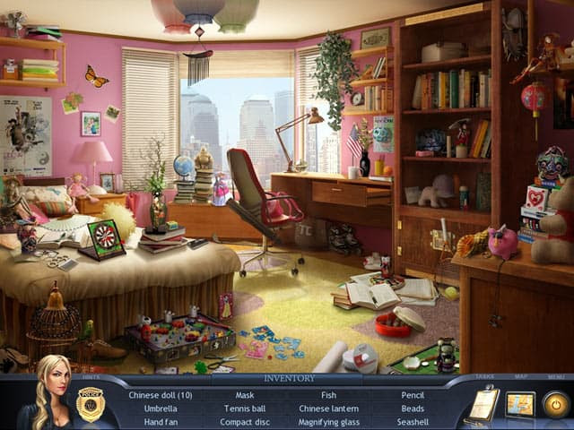 Murder in New York Free PC Game Screenshot
