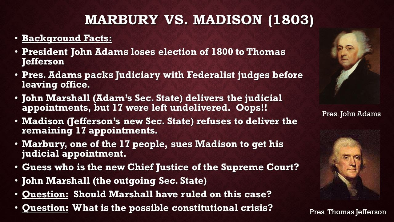 http://slideplayer.com/slide/3462685/12/images/4/Marbury+vs.+Madison+(1803)+Background+Facts:.jpg