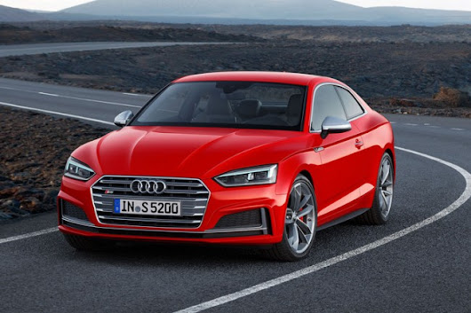 Experience the First Official Look of All-new Audi A5 | CarBay