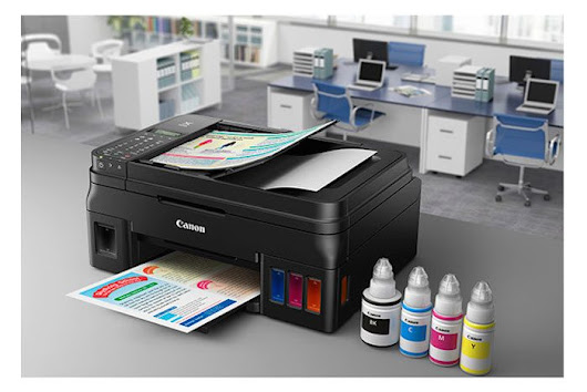 "Canon Adopts Ink Tank System in New ""MegaTank"" Printers"