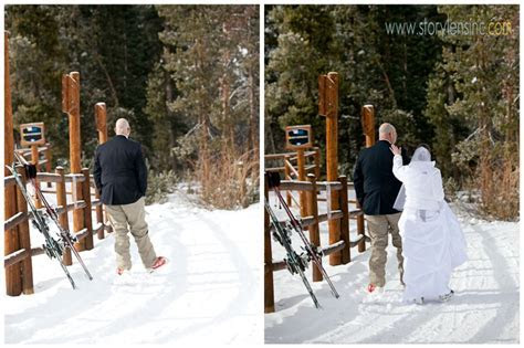 Amy and Brendan :: Married :: Timber Ridge, Keystone