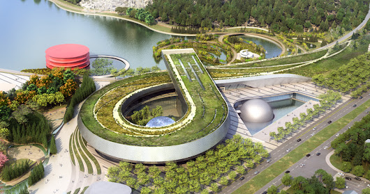perkins + will plans suzhou science & technology museum in china