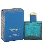 Versace Eros Mini by Versace 0.16 oz Mini EDT for Men