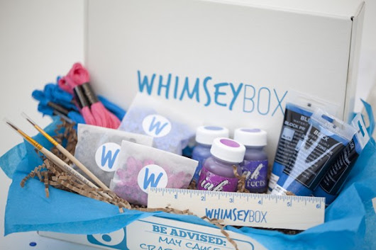 Whimseybox, and a cautionary tale about subscription services and how not to shut down a startup